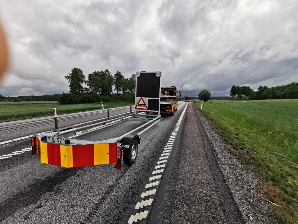 Vorteq TMA-trailer