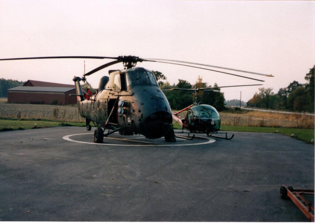 Helikoptrar i Kungs-barkarö